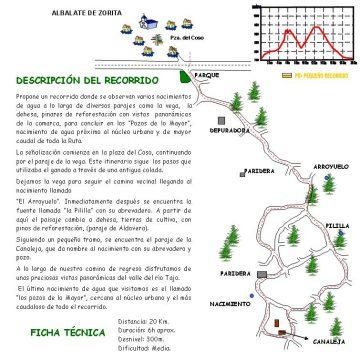 Ruta de los Nacimientos - Albalate de Zorita, Guadalajara