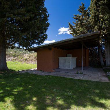 Gran parcela · Villa Zorita, Casa Rural en Albalate de Zorita