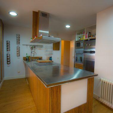 Cocina moderna y con gran espacio · Villa Zorita, Casa Rural en Albalate de Zorita