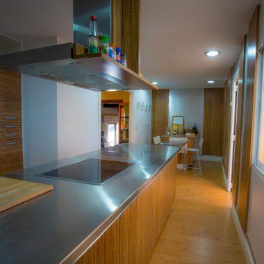 Gran cocina · Villa Zorita, Casa Rural en Albalate de Zorita