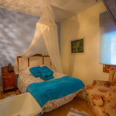 Habitación una cama · Villa Zorita, Casa Rural en Albalate de Zorita