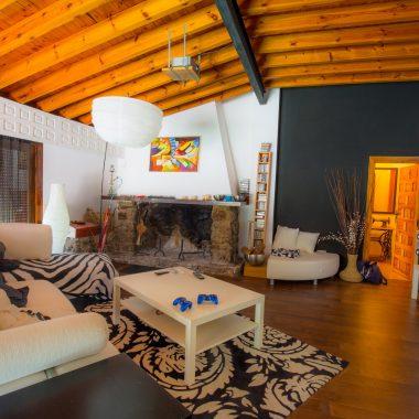 Ocio en la casa · Villa Zorita, Casa Rural en Albalate de Zorita