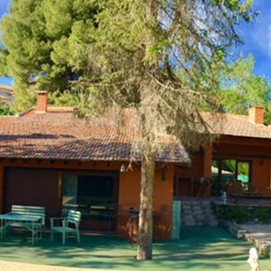 Casa rural Villazorita, Albalate de Zorita . Exterior